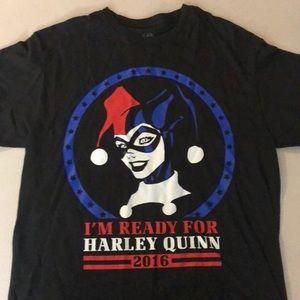 Harley Quinn 2016 Batman T-shirt sz Med